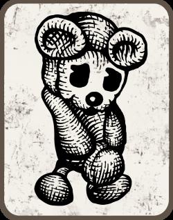 申し訳ないクマ