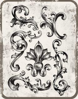 装飾セット1